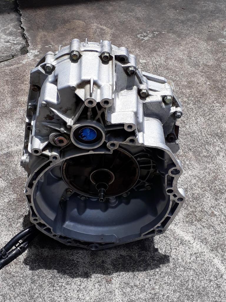Caja Automática Chevrolet Optra