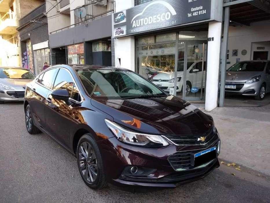 Chevrolet Cruze 2017 - 25000 km