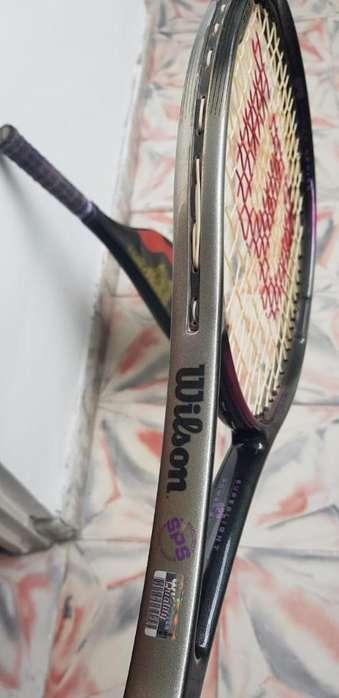 Raquetas Wilson Y Spalding