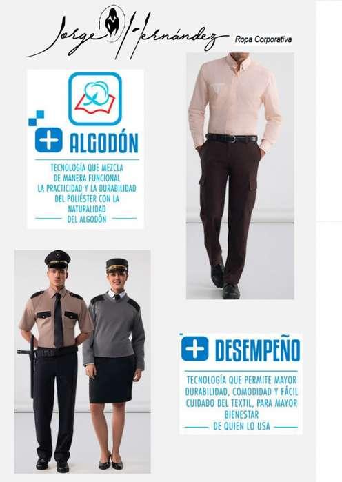 Uniformes - Dotaciones Administrativo Industrial