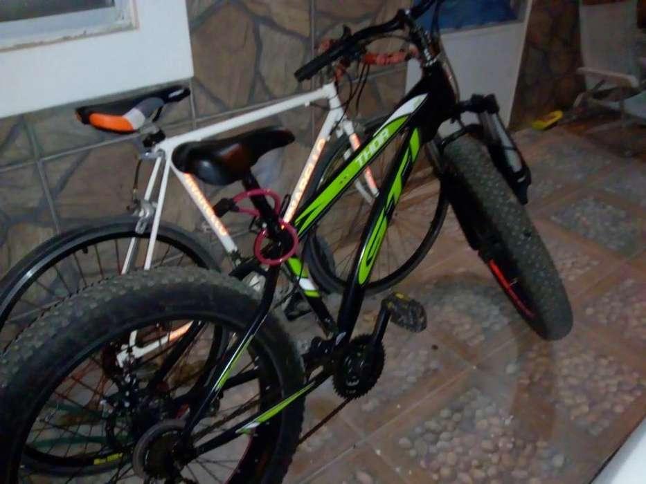 Cambio por Otra Bicicleta