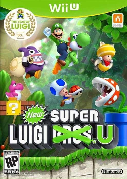New Super Luigi U Cambio