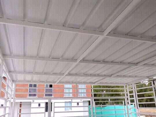 techos en termoacustica