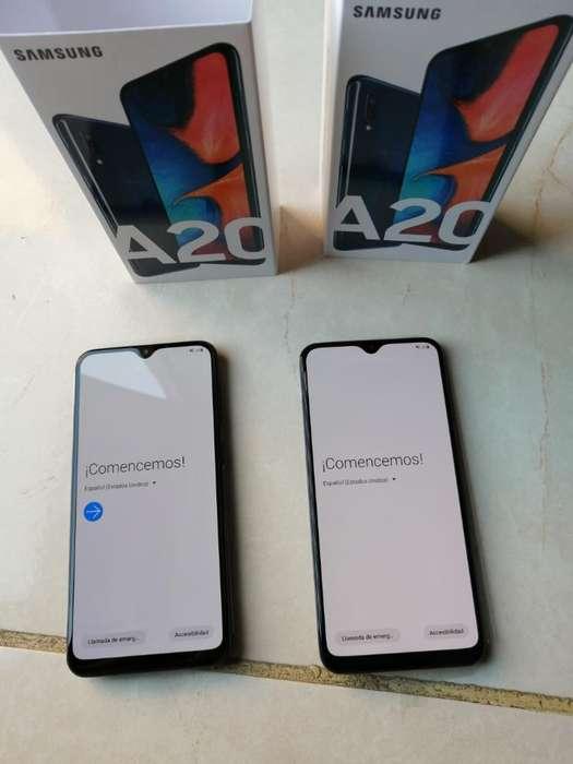 Samsung A20 32gb sin Uso Libres Original