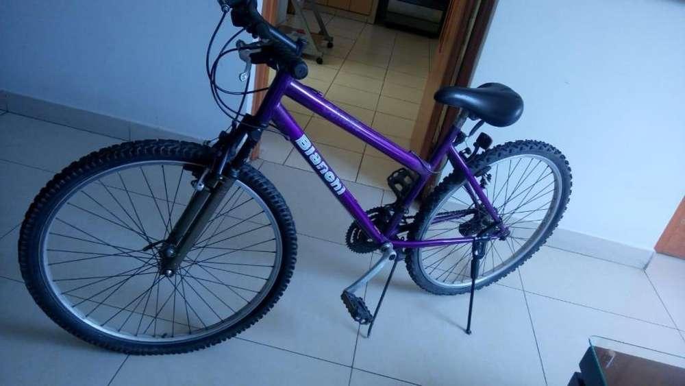 Bicicleta Montañera para Dama Bianchi