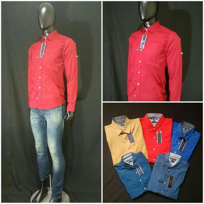 Camisa Tommy Hillfiger Original