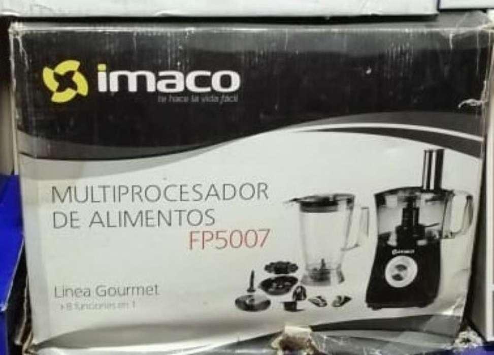 Multiprocesador de Alimentos Imaco