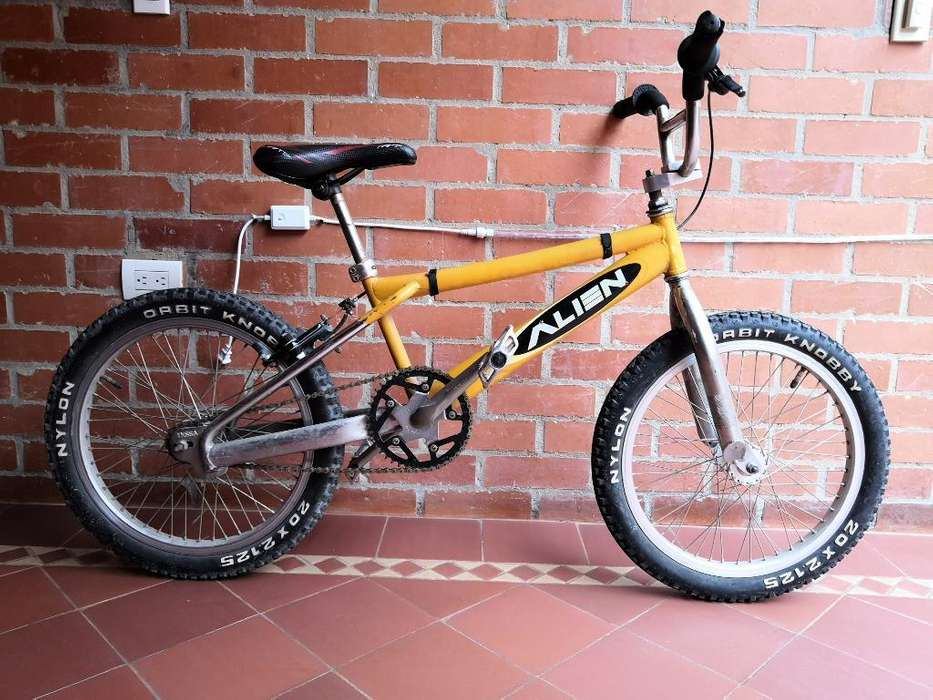Bicicleta Tipo Cross