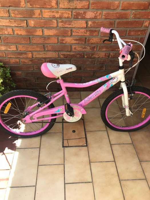 Bicicleta Rodado 16 de Hello Kitty
