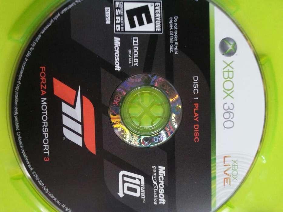 Forza Motor Sport 3 Xbox 360