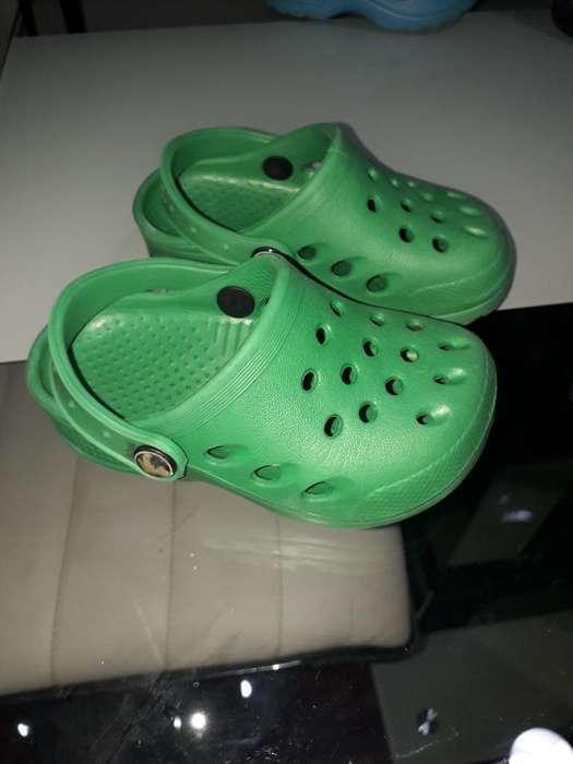 Crocs Marca Evacol Como Nuevos