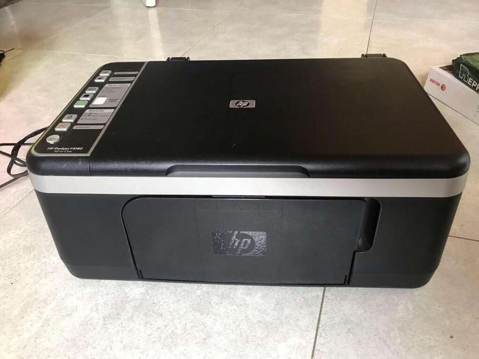 Impresora Multifuncional Scaner Fotocopi