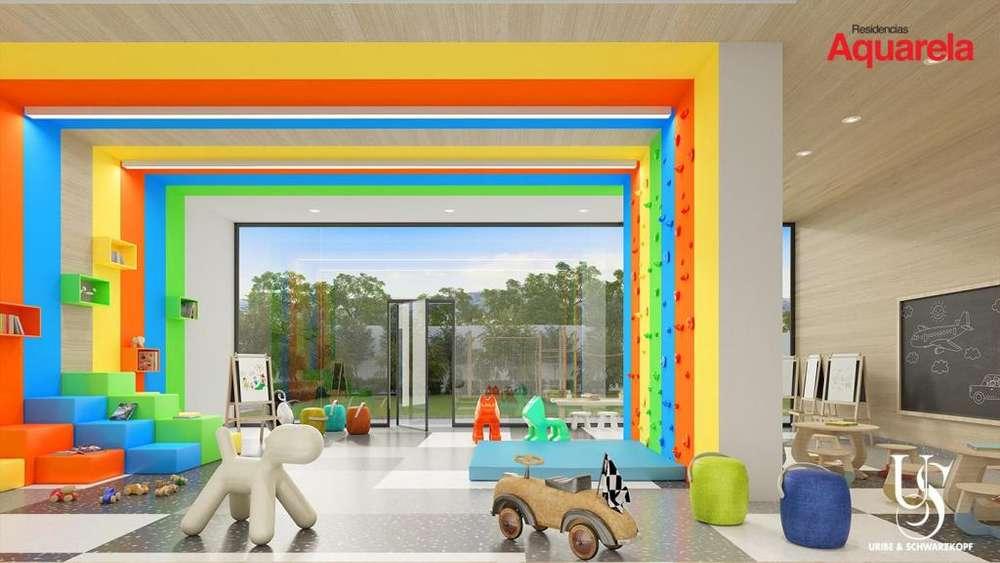 Venta <strong>departamento</strong> en Edificio Aquarela ubicado en Cumbaya/ Paseo San Francisco/ Plaza Cumbaya/ USFQ