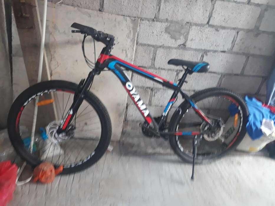 Bicicleta Usada 9/10