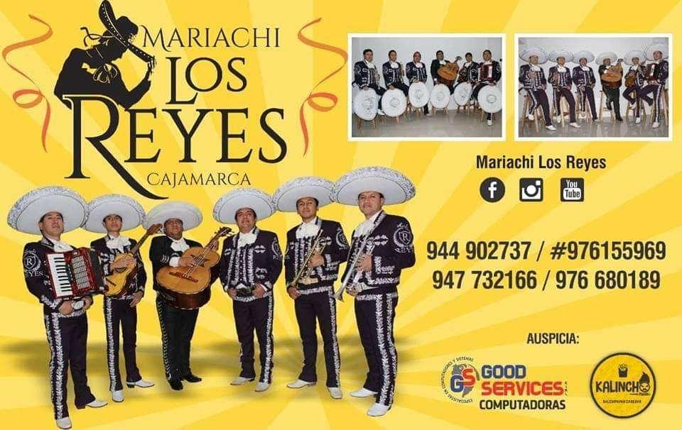 Mariachi Los Reyes - Cajamarca