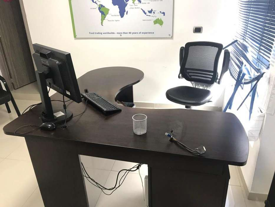 Venta de 3 <strong>escritorio</strong>s,2gerencials, 4rec