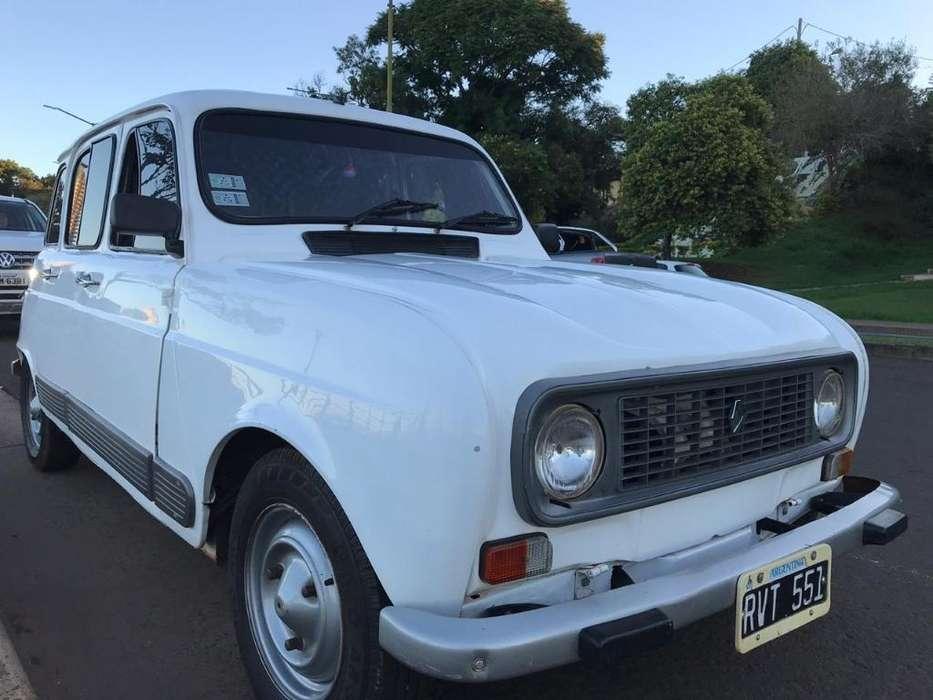 Renault R 4 1983 - 4000 km
