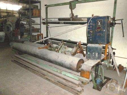 Enrollador de 2 cilindros de 2.950 mm de ancho