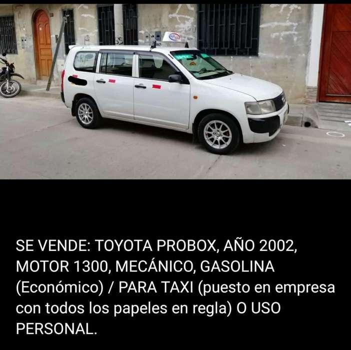 Toyota Previa 2002 - 100 km
