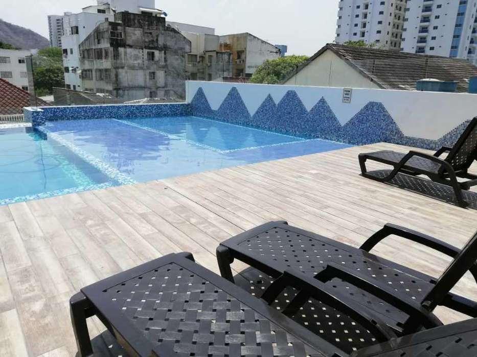 Vendo apartamentos en Maga Cartagena Edificio New - wasi_1341283
