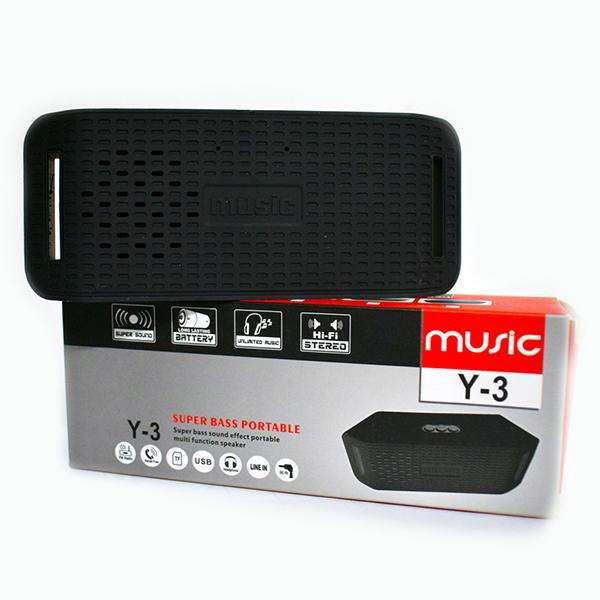 Vendo Speaker Parlante Bluetooth Con Radio Fm Sd Modelo Y3