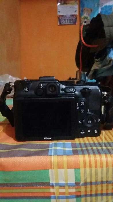 Camara Nikon Coolpix P7100 Nueva Poco Us