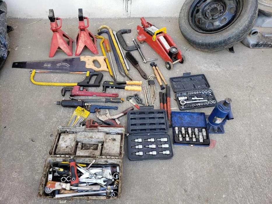 Vendo <strong>herramientas</strong>