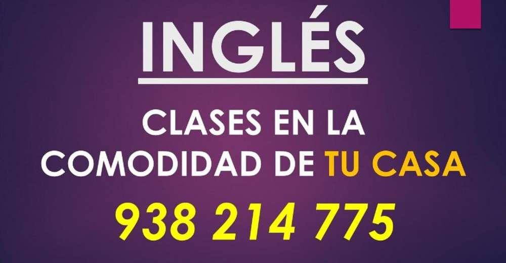 INGLÉS EN LA COMODIDAD DE TU CASA