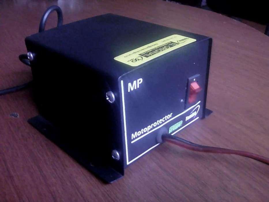 Potente Mini Cargador de Baterias