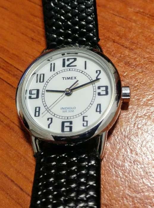 Reloj Timex Dama de Lujo Luminicense
