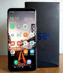 Samsung S8 Plus Completo