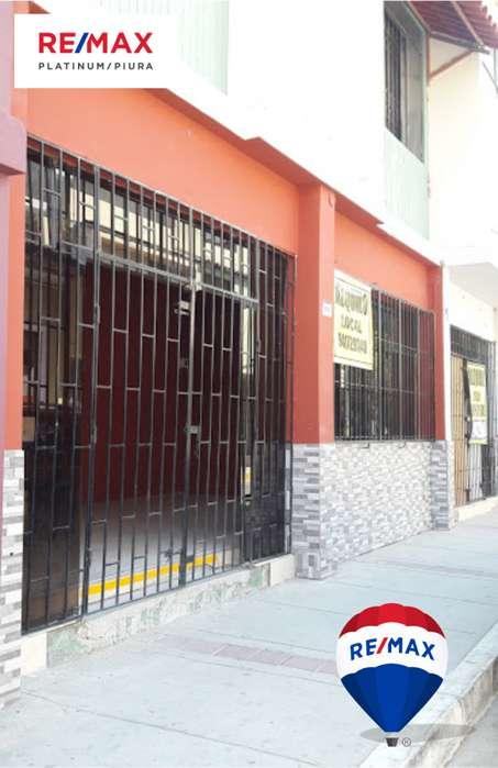 Alquiler de Local Comercial en Piura