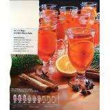 Set X 9 Mugs Vasos Copas De Vidrio Marca Belia