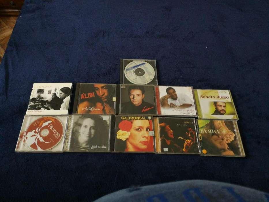 VARIOS CDS CONSULTAR PRECIOS