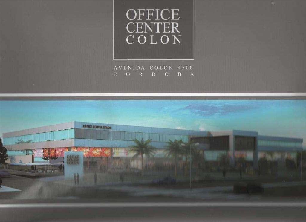 LOCALES EN ALQUILER EN OFFICE CENTER  COLÓN AL 4500