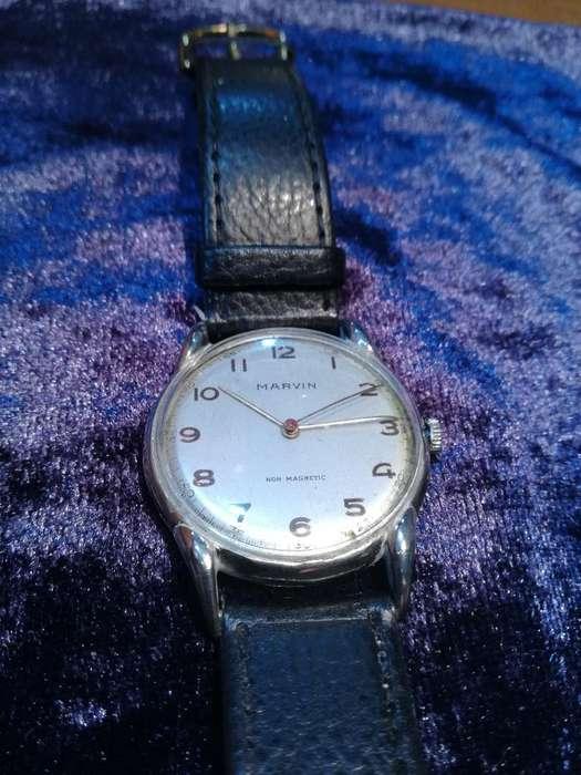 Reloj Marvin 15 Jewels Cuerda