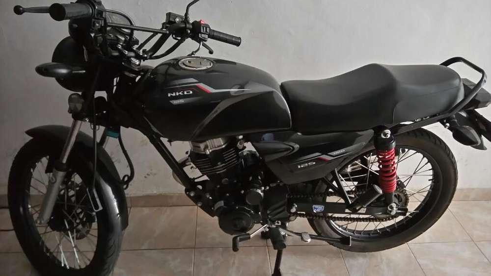 Vendo Moto Nkd