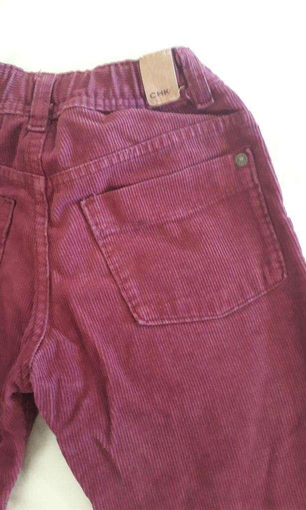 Pantalon Corderoy Nena Cheeky Talle 10