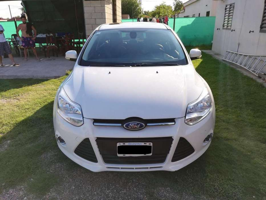 Ford Focus 2014 - 75000 km