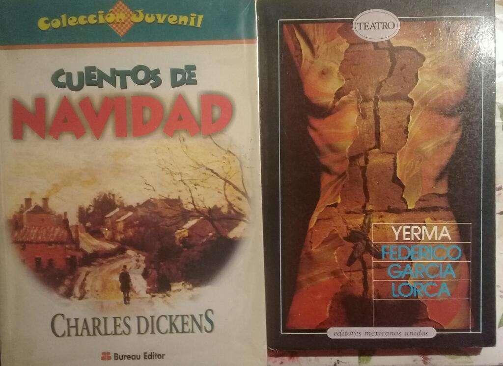 Cuentos de Navidad C Dickens