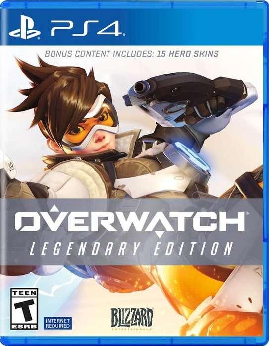 Oferta Overwatch Edicion Legendaria