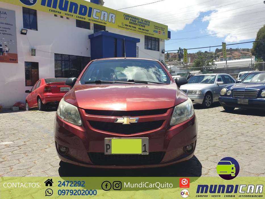 Chevrolet Sail 2013 - 70000 km
