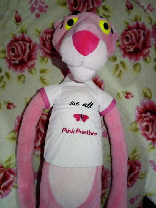 Vendo Peluche de La Pantera Rosa