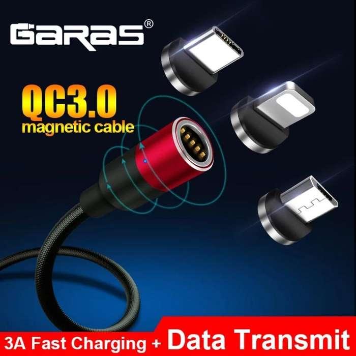 Cable Magnetico Carga Y Tranferencia.