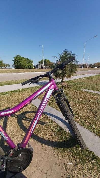 Vendo Bici Topmega en Bien Estado