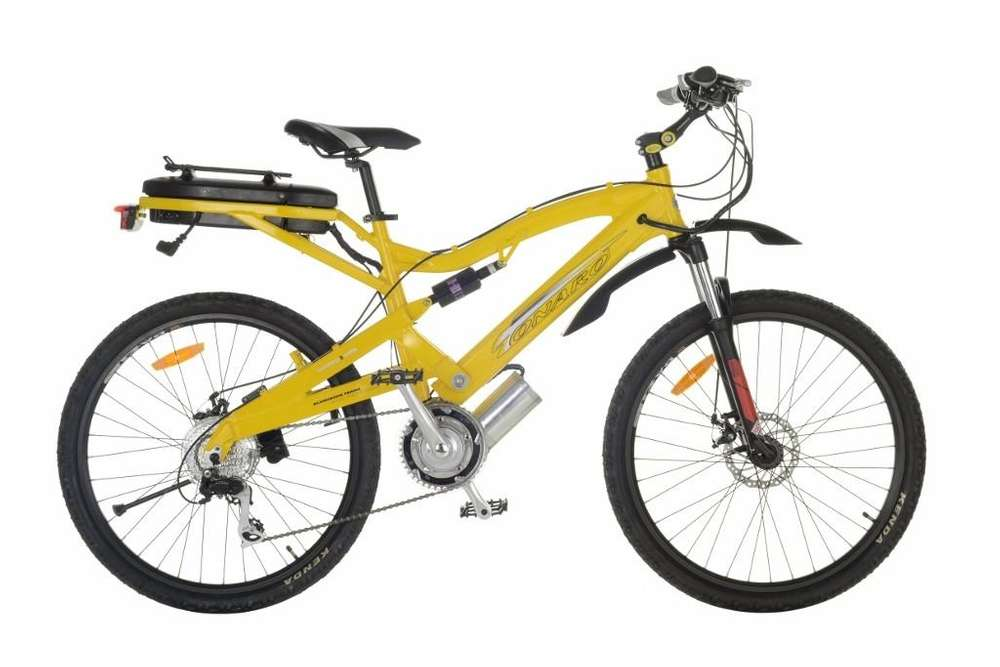 Ultima Bicicleta Eléctrica Nueva