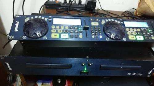 Compacteras Gemini Cfx-40