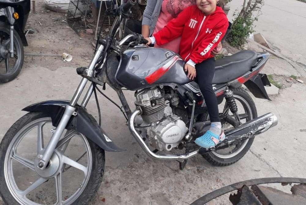 Vendo O Permuto <strong>moto</strong> Gurrero 2009