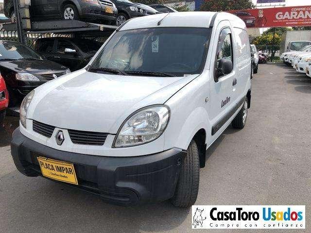 Renault Kangoo  2011 - 242134 km