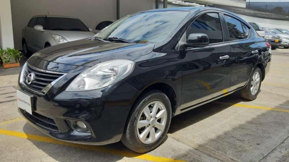 Nissan Versa 2013 - 88200 km